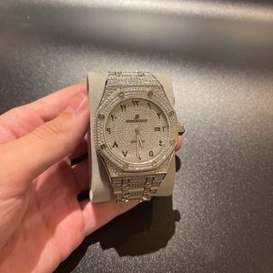 Audemars Piguet Royal Oak FULLY ICED